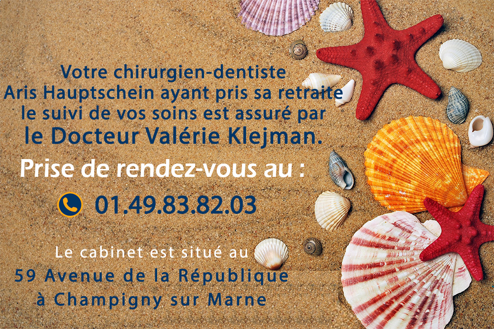 information dentiste