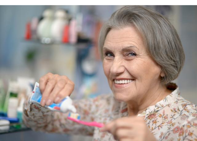 L'importance de la santé bucco-dentaire chez nos aînés